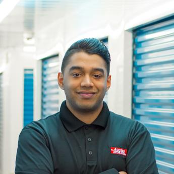 Raji Perera, Storage Expert