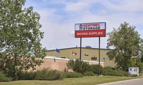 Sentinel Storage - Calgary South East