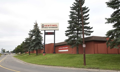 Sentinel Storage - Calgary Central