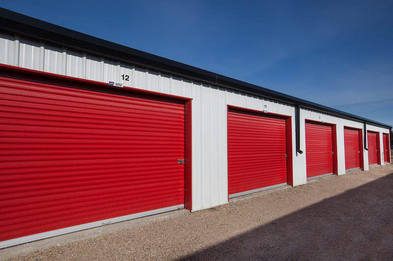Rent Spruce Grove storage units at 485 Diamond Ave. We offer a wide-range of affordable self storage units and your first 4 weeks are free!