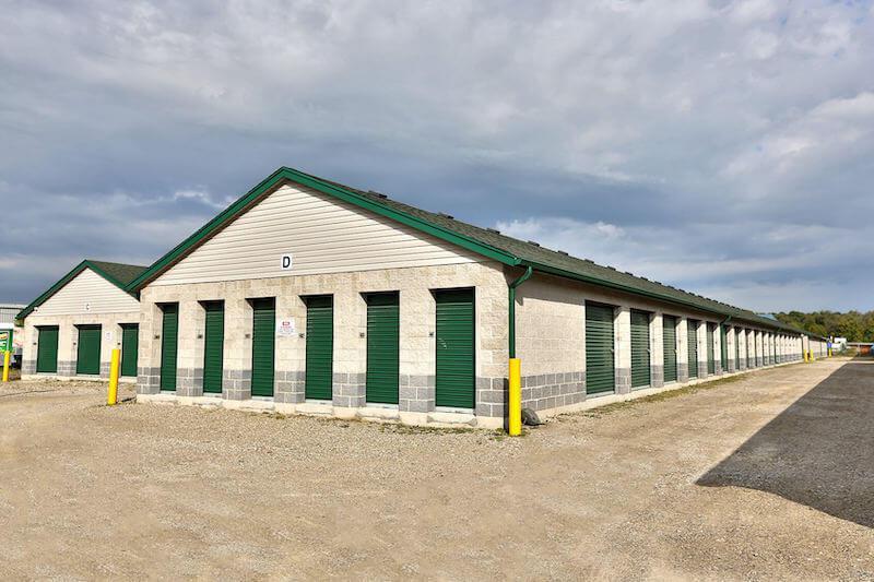 La succursale Access Storage – Kitchener Nord, située au 2444 Shirley Drive, a la solution d'entreposage qu'il vous faut. Réservez dès aujourd'hui!