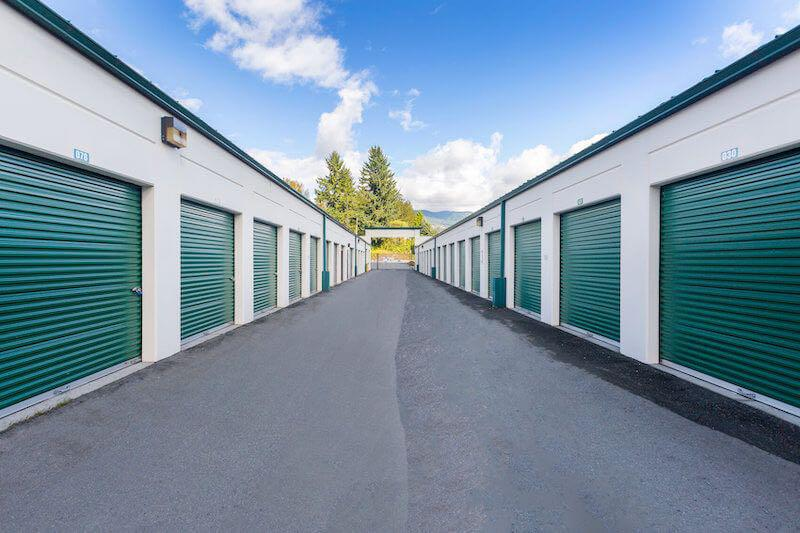 Rent Coquitlam storage units at 2544 Barnet Hwy. We offer a wide-range of affordable self storage units and your first 4 weeks are free!