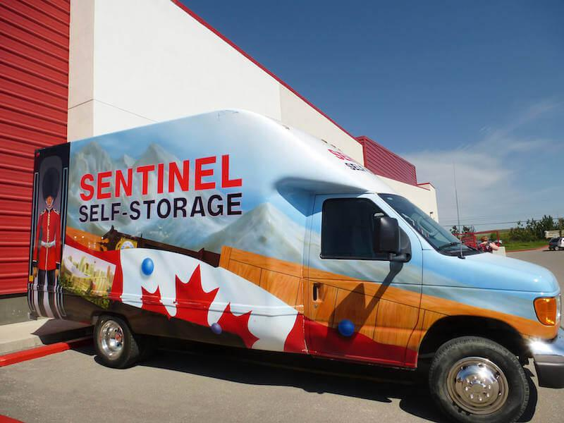 Rent Calgary storage units at 7725 112 Avenue NW. We offer a wide-range of affordable self storage units and your first 4 weeks are free!
