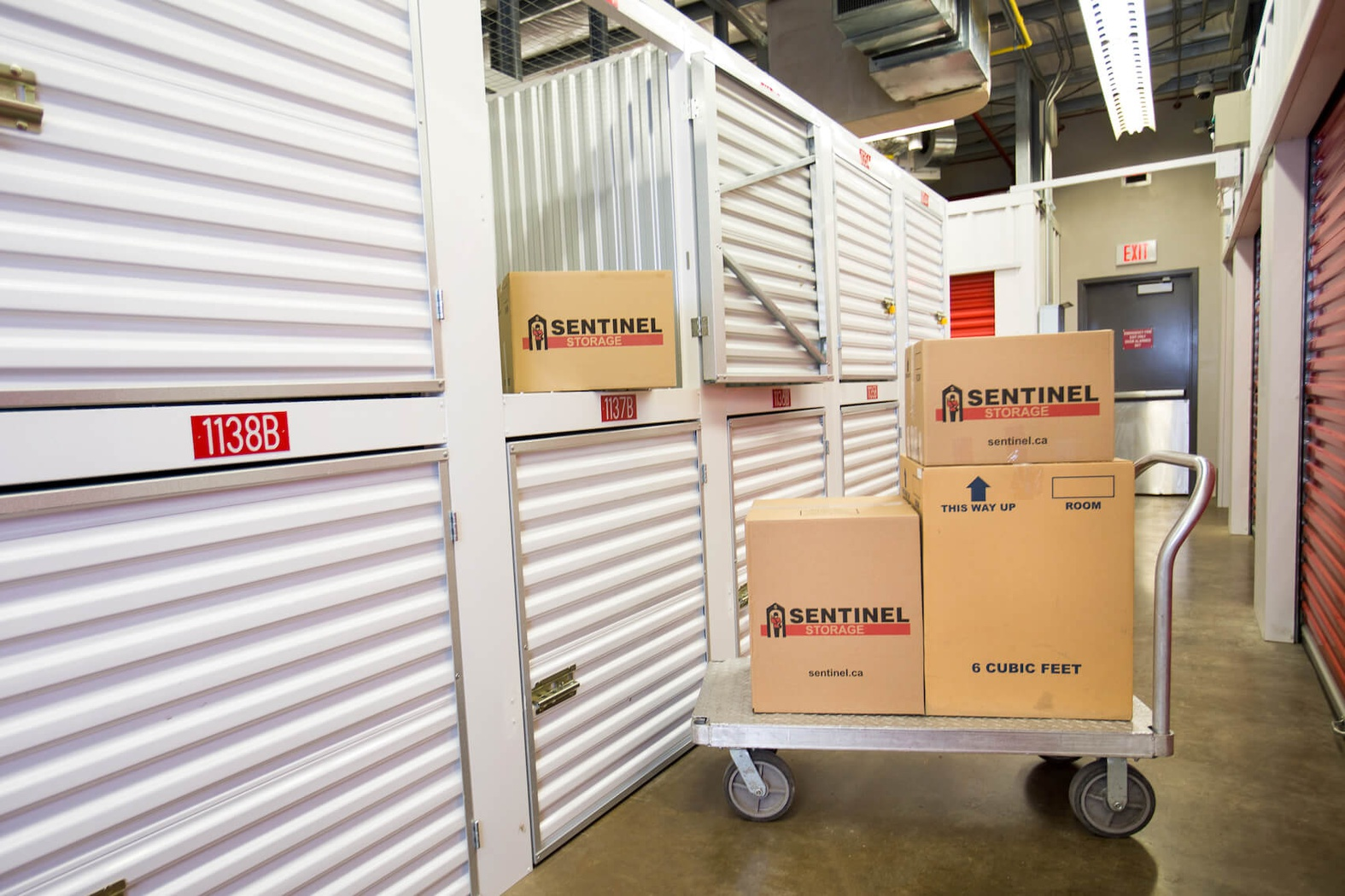 Rent Edmonton storage units at 9920 63 Ave NW. We offer a wide-range of affordable self storage units and your first 4 weeks are free!