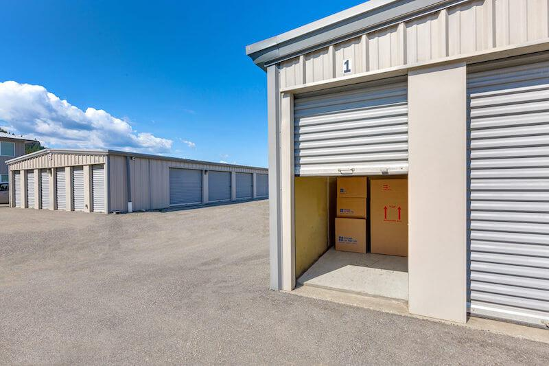 Rent Kamloops storage units at 2832 Bowers Place. We offer a wide-range of affordable self storage units and your first 4 weeks are free!