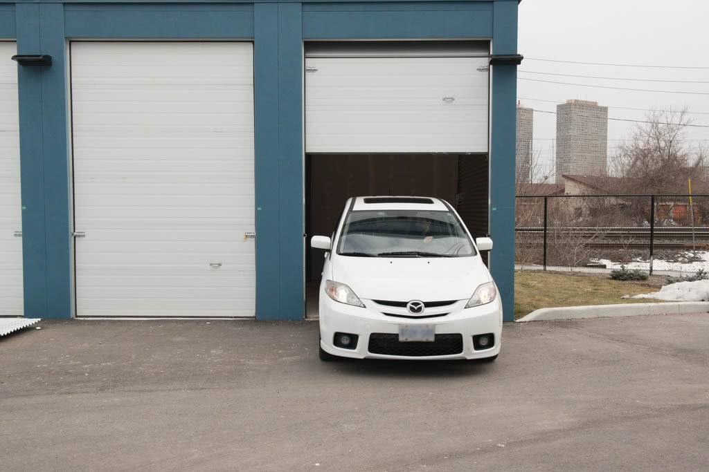 Entreposage automobile en libre-service